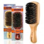 ANNIE Military 100% Boar Bristle Club Brush