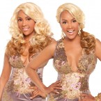 Vivica Fox Synthetic Braid Lace Front Wig Curtis