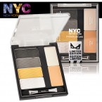 NYC New York Color Individual Eyes Custom Compact