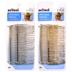 SCUNCI Effortless Beauty Side Combs 2Pcs