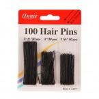 Annie 100 Mixed Sizes Hair Pins
