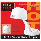 HOT&HOTTER 1875 Salon Hood Dryer