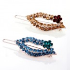 Pretty Lips Rhinestone Hair Pin