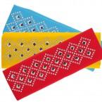 Rhombus Spandex Headband