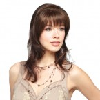 Amore Synthetic Hair Closure Hairpiece Fringe Flair