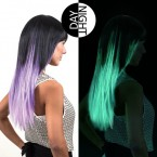 Anytime Synthetic Hair Wig Glow-in-the-Dark Blair