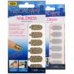 Broadway Nail Dress Stick on Wraps
