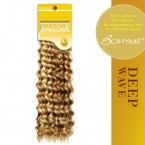 Remi Hair Weaving Bohyme Gold Collection Deep Wave-Hand Tied