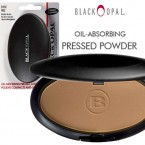 Black Opal Oil Absorbing Pressed Powder