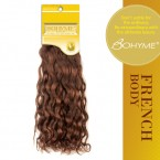 Bohyme Remi Human Hair Weave Gold Collection French Body