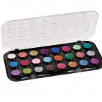 Beauty Treats 24 Color Glitter Palette