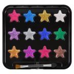 Beauty Treat Stars Glitter Palette