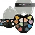 Beauty Treat Heart Makeup Kit