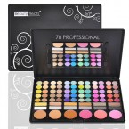 Beauty Treat 78 Eyeshadows Professional Palette