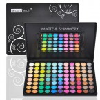 Beauty Treat 88 Matte & Shimmery Eyeshadows Professional Palette