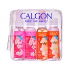 Calgon 4Pcs Body Mist & Lotion Blossom 2oz Set