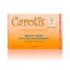 Mitchell Carotis Beauty Soap with Dual Nourishment 2.81oz