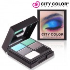 City Color Eyeshadow Palette & Brush