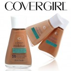 Cover Girl Clean Makeup Light Coverage for Normal Skin