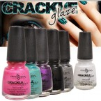 China Glaze Crackle Glaze Nail Lacquer