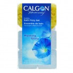 Calgon Morning Glory Bubbly Bath Fizzy Set