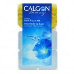 Calgon Morning Glory Bubbly Bath Fizzy Set