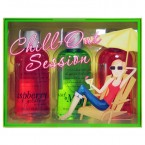 Chill-Out Session Body Washes Set 3 X 8oz