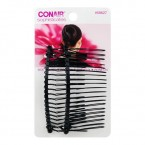 Conair Sophisticates Side Combs 2Pcs