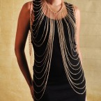 Draped Armour Body Chain-Choose Your Favorite!