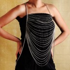 Draped Body Chain-Choose Your Favorite!