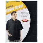 Dream Scottie's Barber Jacket XXL Black