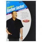 Dream Scottie's Barber Jacket XL Black