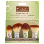 ECOTOOLS Beautiful Expressions Kabuki Set (Limited Edition)