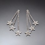 Shooting Star Trio Earrings