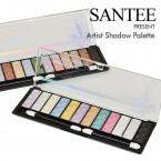SANTEE present Artist Shadow Palette 12 Colors