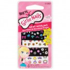 Fingrs Girlie Nails Nail Art Variety Pack Glow in the Dark