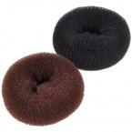 Fashion Hair Styling Mesh Chignon Bun Maker