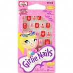 Little Fingrs Stick On Girls Nail Kit