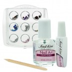 First Kiss New York Nail &amp; Body Art Kit