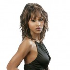 Synthetic Hair Wig Motown Tress Flirt