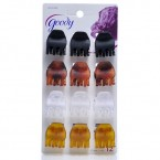 Goody Avery 4 Colors Claw Clips