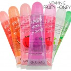 Gabriella Fruity Honey Vitamin E Lip Gloss