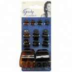 GOODY Classic Claw Clips 12pc