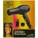Golden Hot Professional 1875Watt Dryer Classic Turbo Dryer