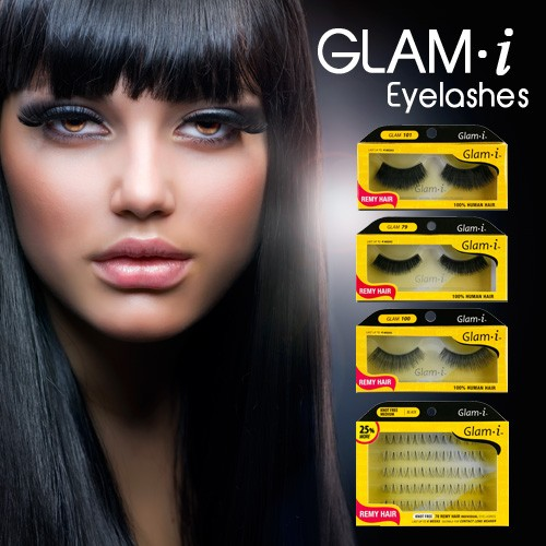 Natural Remy Hair Fashion Lashes 97