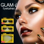 Glam-i Professional Natural Remy Hair Eyelashes