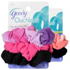 Goody Ouchless Gentle Scrunchies 3pcs