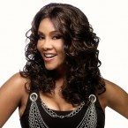 Synthetic Lace Front Wig Vivica Fox Grace (Cruz-V)