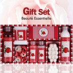Beaute' Essentielle Aromatherapy Bath & Body 8 Pcs Gift Set