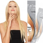 "Remy Human Hair Clip on Weave Lord & Cliff 7Pcs Extension 14""~18"""